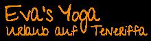 Eva's Yoga – Urlaub auf Teneriffa Logo